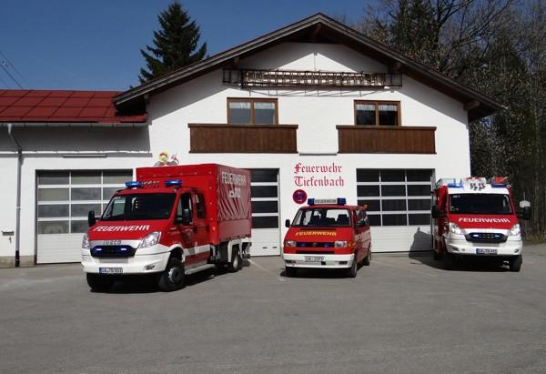 Feuerwehr Tiefenbach
